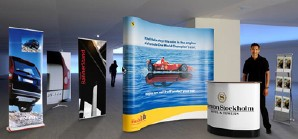 Corporate Printing Resource, Inc.::Trade Show Graphics and Displays