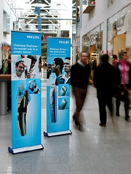 Corporate Printing Resource, Inc.::Bannerstand Displays by Expand